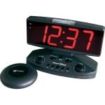 Часы-будильник со световым и вибрационным сигналом Wake'n'Shake